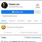 Cheek-Live