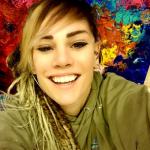 Eva Wahlström selfie Instagram 2